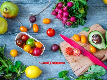 Fruits and vegetables guide  Organic on a budget  - My Food & Happiness