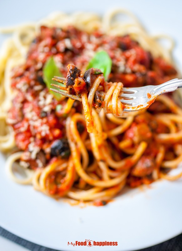 pasta with simple tomato sauce easy spaghetti with tomato spaghetti ...