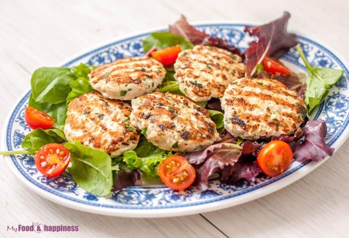 Healthy turkey burger recipe easy