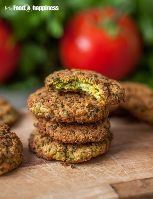 twist falafel burgers best basic falafel baked falafel recipe with ...