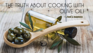 Can you cook with olive oil? The truth about heating olive oil!