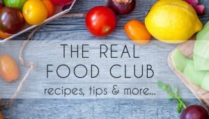 The Real Food Club is here
