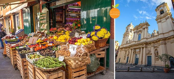 Santa-Margherita-Ligure-market---abbey