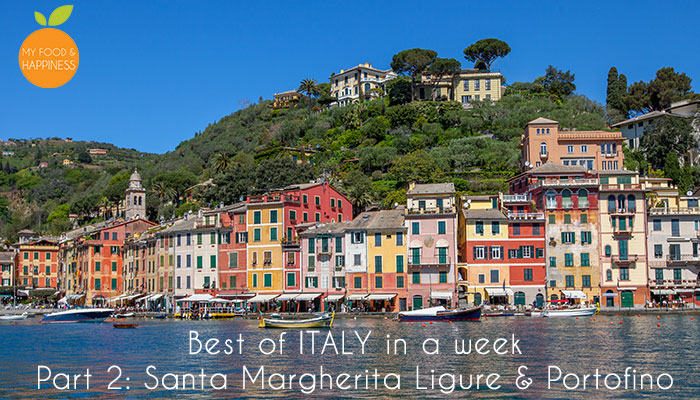 Santa Margherita Ligure & Portofino, Italy Road trip Part 2
