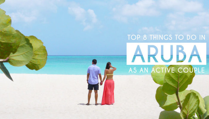Check out the top 8 things to do in Aruba as an active couple! This paradise island offers a huge number of exciting activities to make your dream holiday adventurous as well as relaxing.