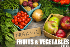 Free Healthy Eating guide to help you kick-start your REAL FOOD journey! Fruits and vegetables guide - how to eat organic on a budget?