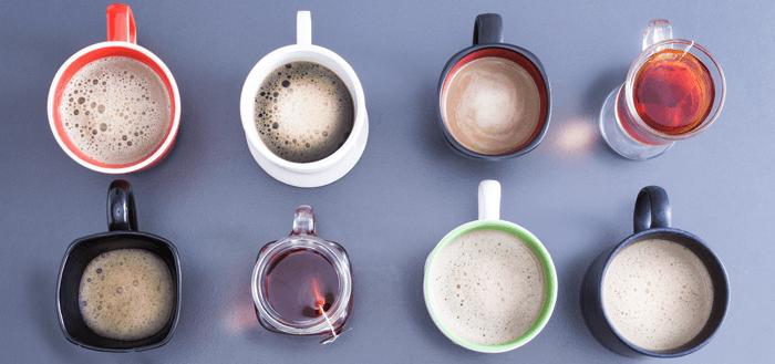 healthy hot drinks