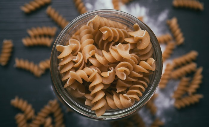 Which pasta is a healthy source of carbohydrates? See the difference and how to choose your pasta.
