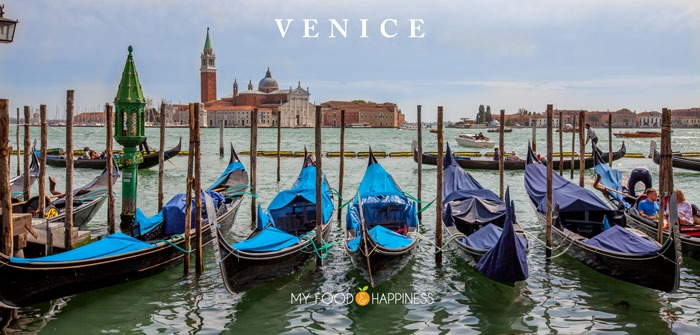 Italy in a week: Venice. How to get to Venice with a car / Blue boats
