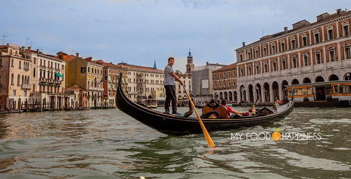 The Ultimate 1 week Italy Road trip: Venice, Gondola, Grand canal