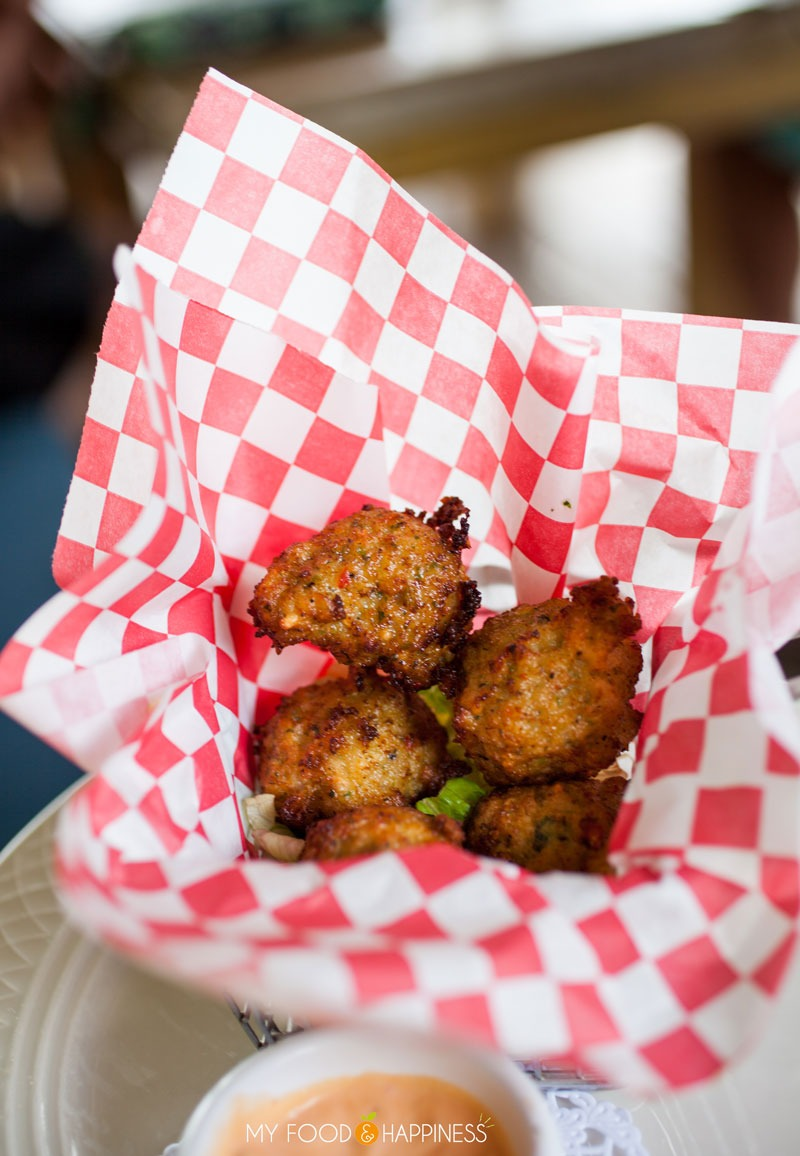 Bahamian Conch Fritters! This is your tasty guide to Aruba: local food you must try, restaurant recommendations and how to experience the best of the local cuisine.