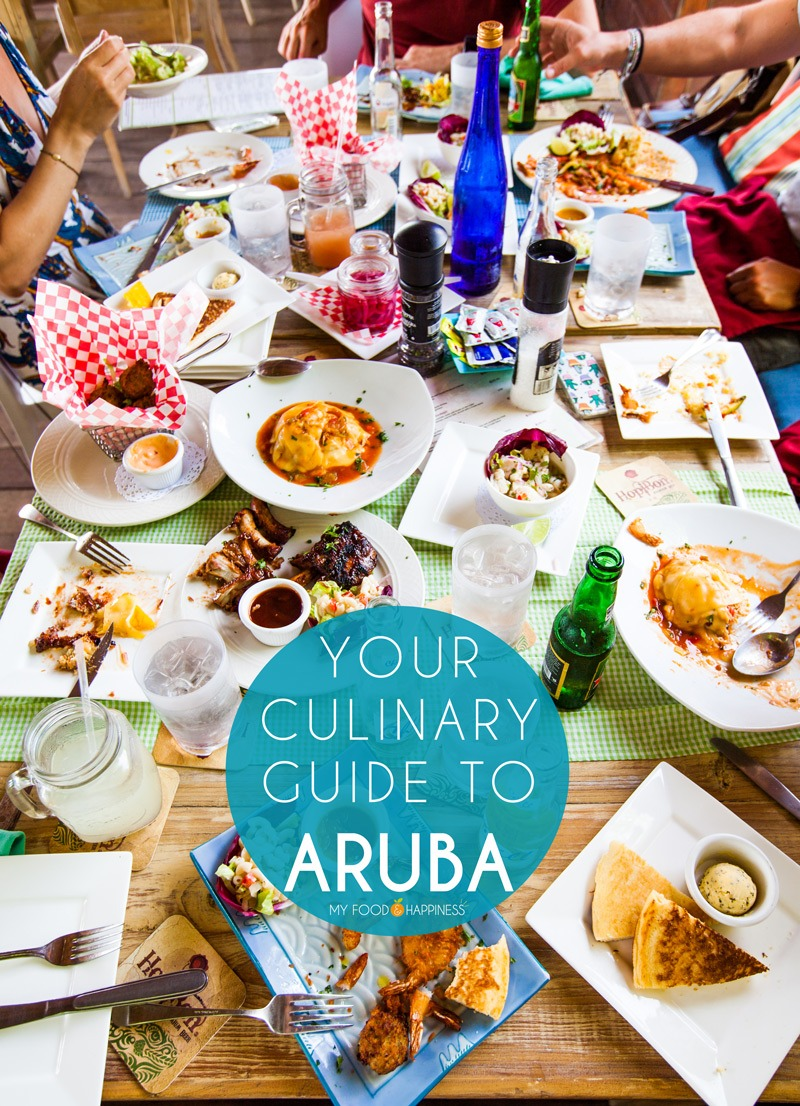 Your Culinary Guide To Aruba Local Food Restaurants To