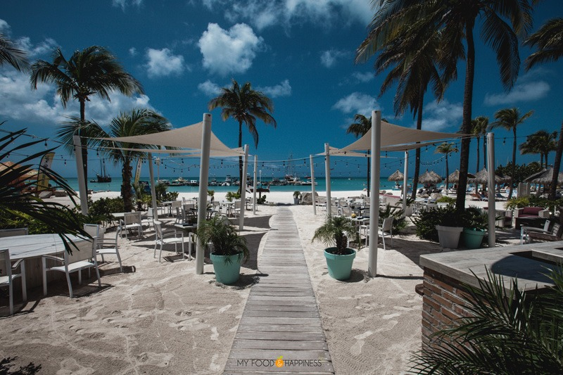 Hadicurari restaurant. This is your tasty guide to Aruba: local food you must try, restaurant recommendations and how to experience the best of the local cuisine.