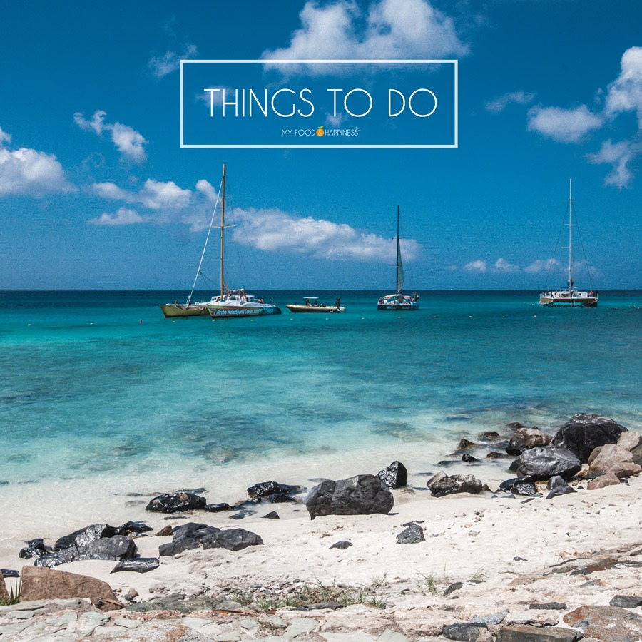 Activities and Things to do in Aruba