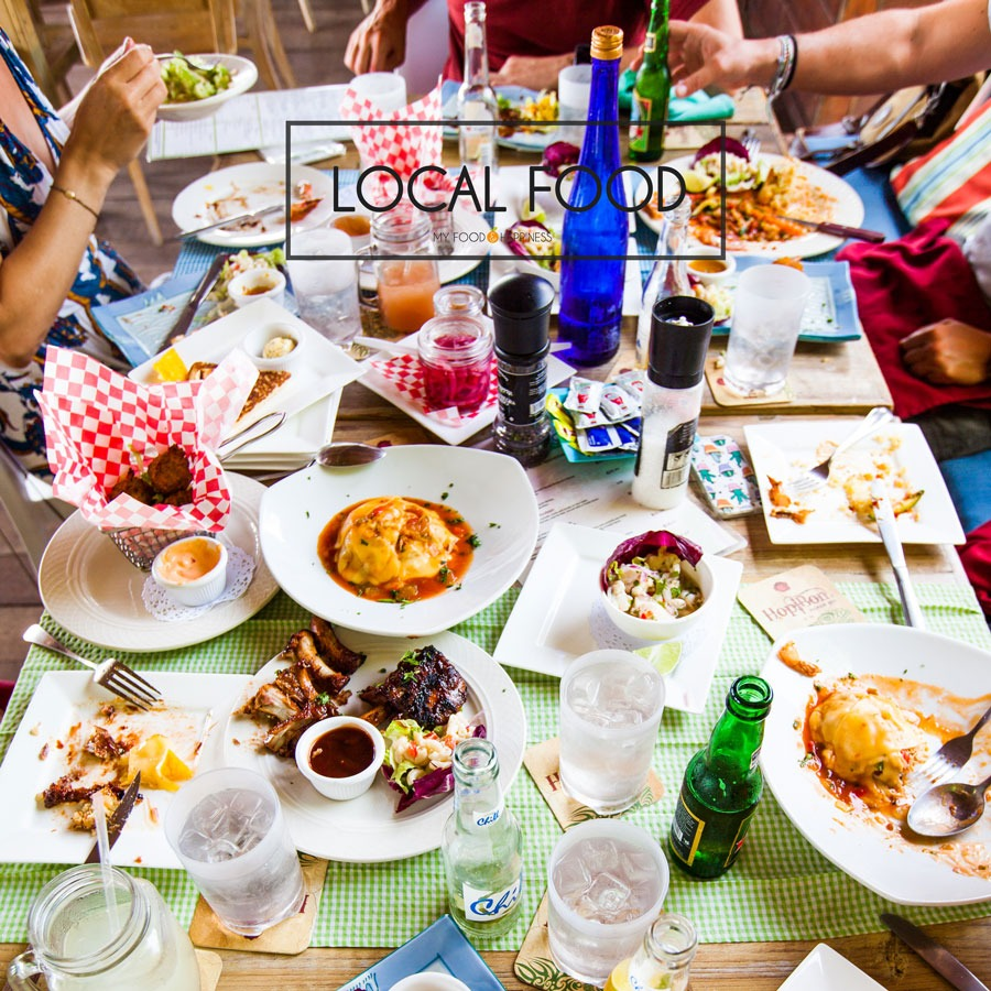 Discover Aruba's local food and restaurants to try