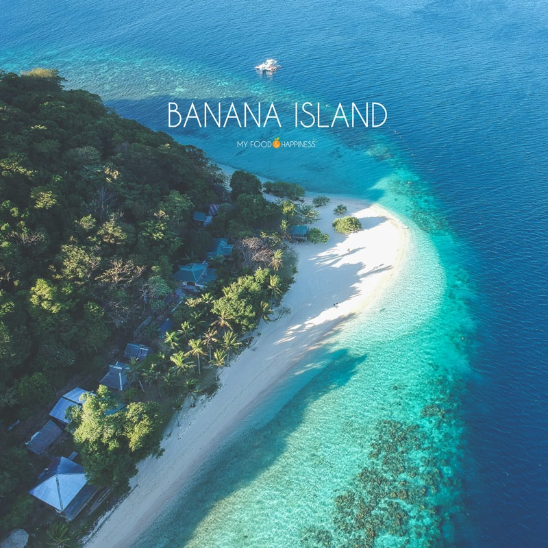 Banana island: Top 10 islands in Coron. See which is the best island hopping tour in Coron and which are the most secluded paradise islands in Palawan, Philippines
