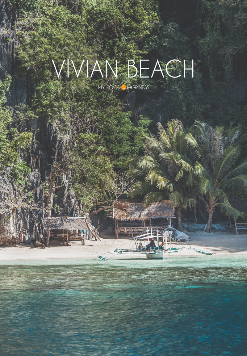 Vivian Beach: Top 10 islands in Coron. See which is the best island hopping tour in Coron and which are the most secluded paradise islands in Palawan, Philippines