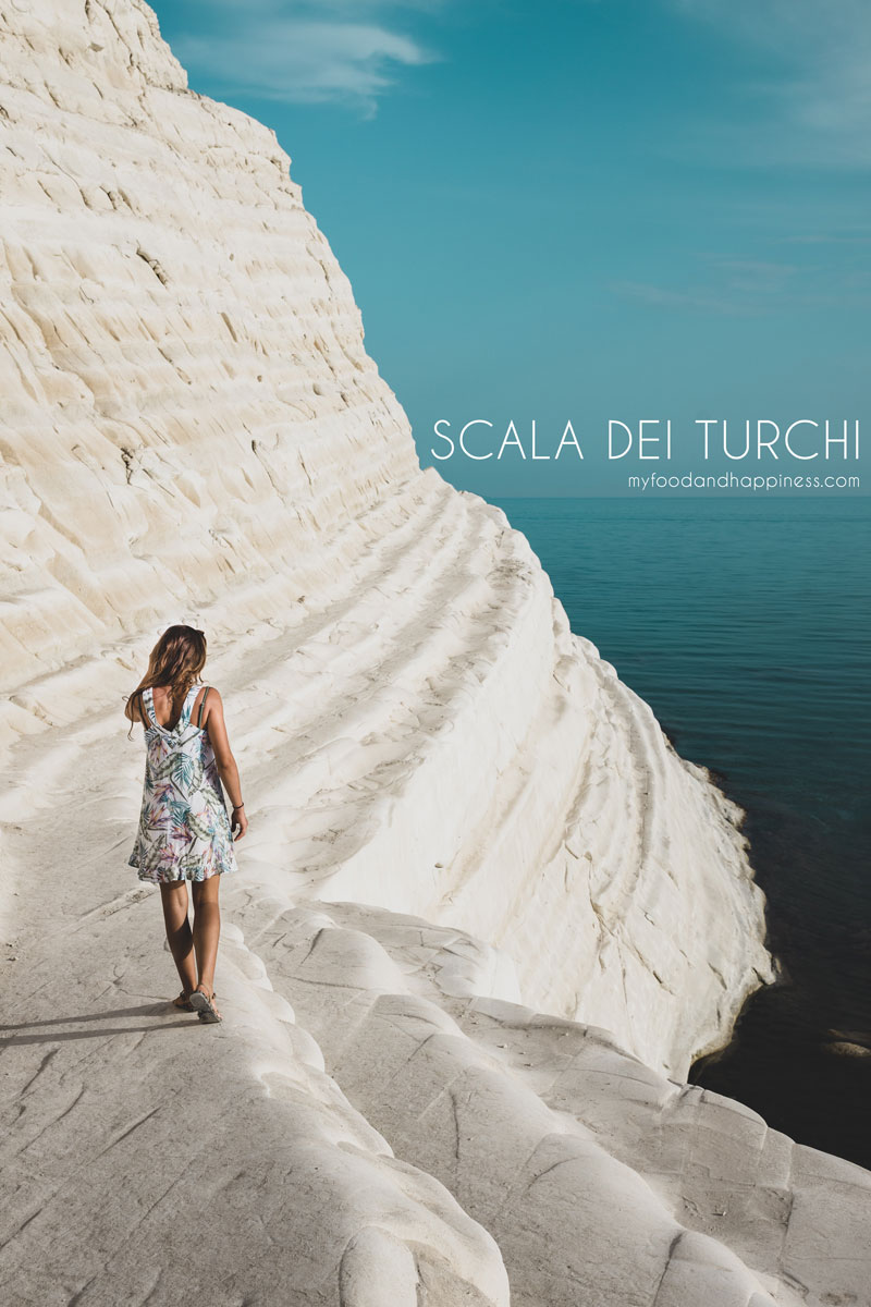 Scal Dei Turci 3 day Sicily road trip itinerary: food, city life & beaches. Discover the best of Sicily in 3 days . Things to do in Sicily. Places to visit Sicily.