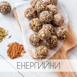 Енергийни здравословни рецепти за протеинови десерти.